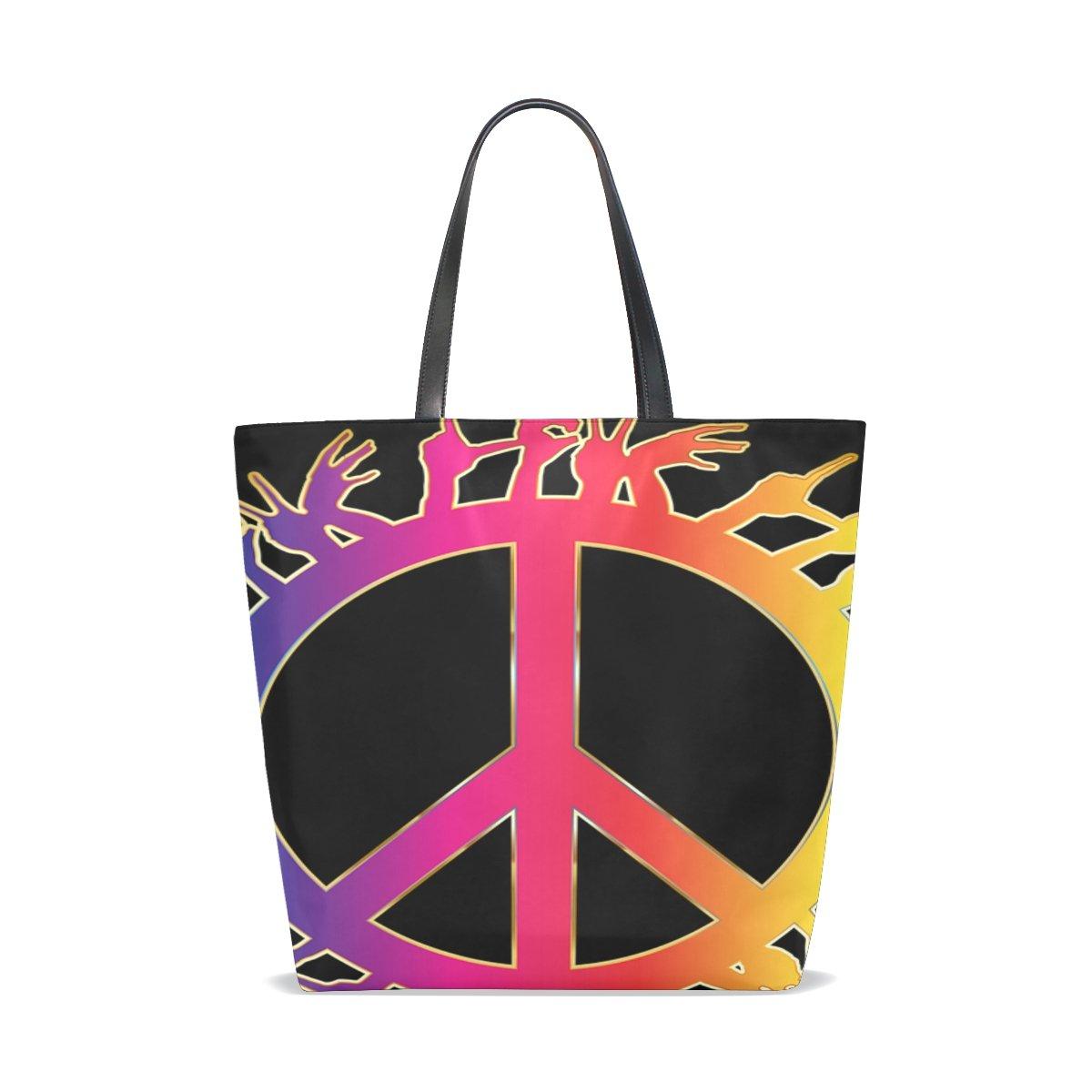 f6e2d30bfd Amazon.com  Dnoving Women Love Hands Emotion Feeling Sign English Alphabet Handle  Satchel Handbags Shoulder Bag Tote Purse Messenger Bags  Shoes