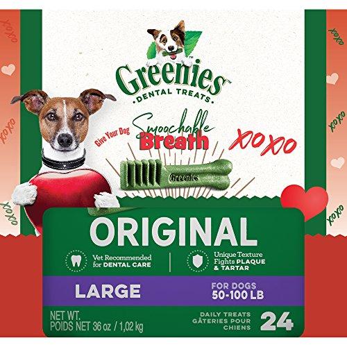 Greenies Original Large Dog Dental Chews - 36 Ounces 24 Treats