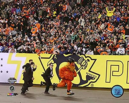 2aa800af59c Image Unavailable. Image not available for. Color: Flyers Gritty 2019  Stadium Series ...