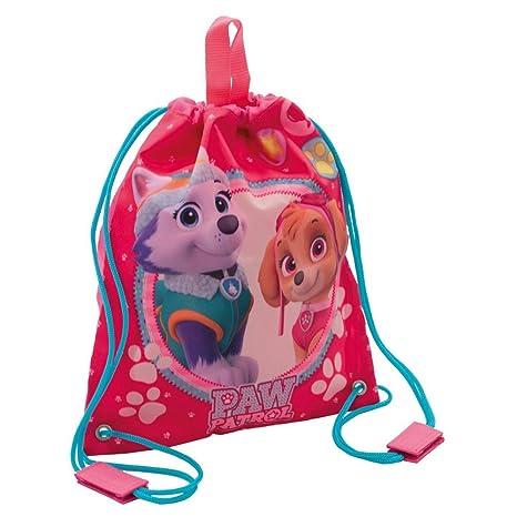 La Patrulla Canina Girl Mochila Infantil, 1.5 litros, Color Rosa