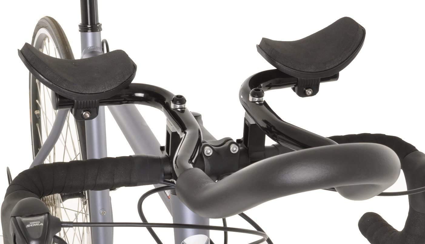 eoocvt Bicycle TT Handlebar Aluminum Alloy Bike Relax Rest Split Vice Handlebar Mountain Road MTB Bike Bar