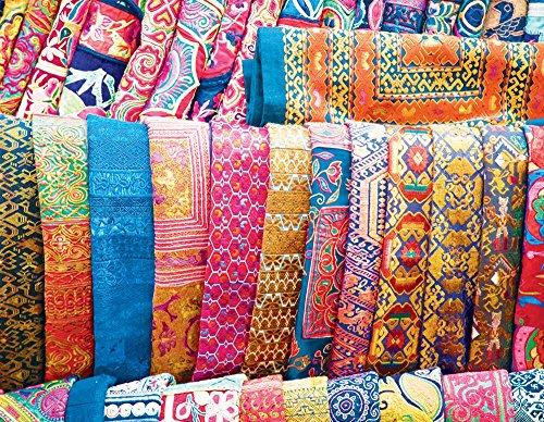 """Springbok """"Pattern Parade"""" Jigsaw Puzzle"""