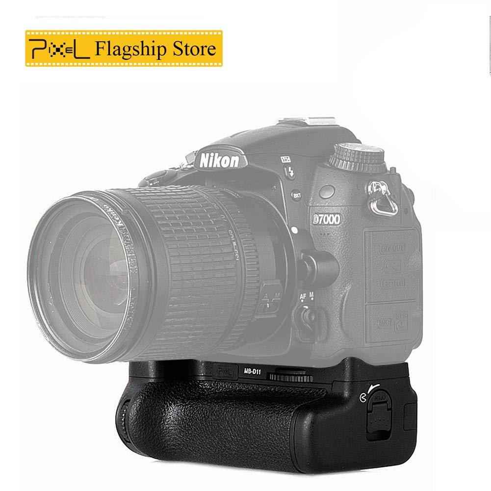A7II sostituzione di Sony VGC2EM A7RII Pixel AG-C2 Battery Grip funziona con due batterie di NP-FW50 per fotocamera Sony A7SII