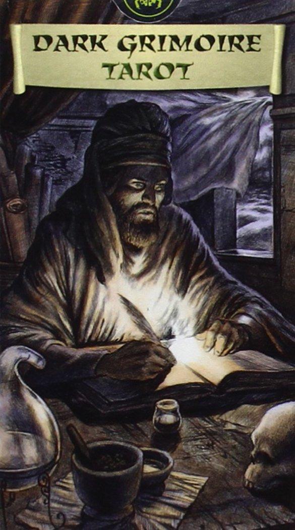 The Dark Grimoire Tarot