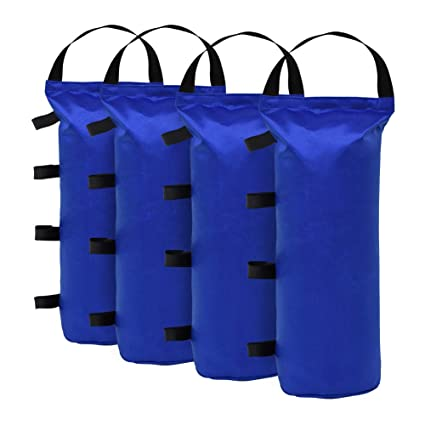 Amazon.com: Eurmax Pop Up Canopy - Bolsas de arena para ...