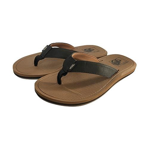 1a8de3dd5b Vans Men s Nexpa Synthetic Sandals Black Dachshund 9 D(M) US  Buy ...