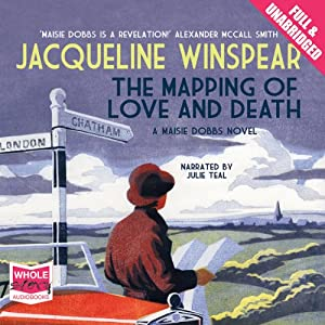 The Mapping of Love and Death Audiobook