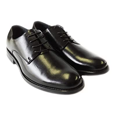 NEWDELLI ALDO Mens LACE UP Round Toe Oxfords LEATHERLINED Dress SHOES-M19399L /Black (10) | Oxfords