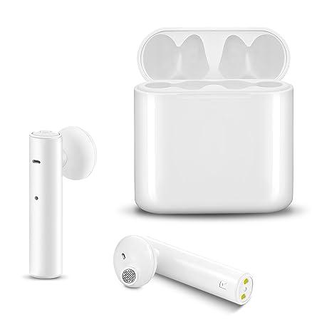 c8abf3762a6 True Wireless Earbuds ICEtek Bluetooth in-Ear Earphones with Built-in Mic &  Charging