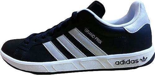 Asesino veinte antiguo  Adidas Men's Fashion Sneakers G59934 Grand Prix Black/White US 9:  Amazon.de: Schuhe & Handtaschen