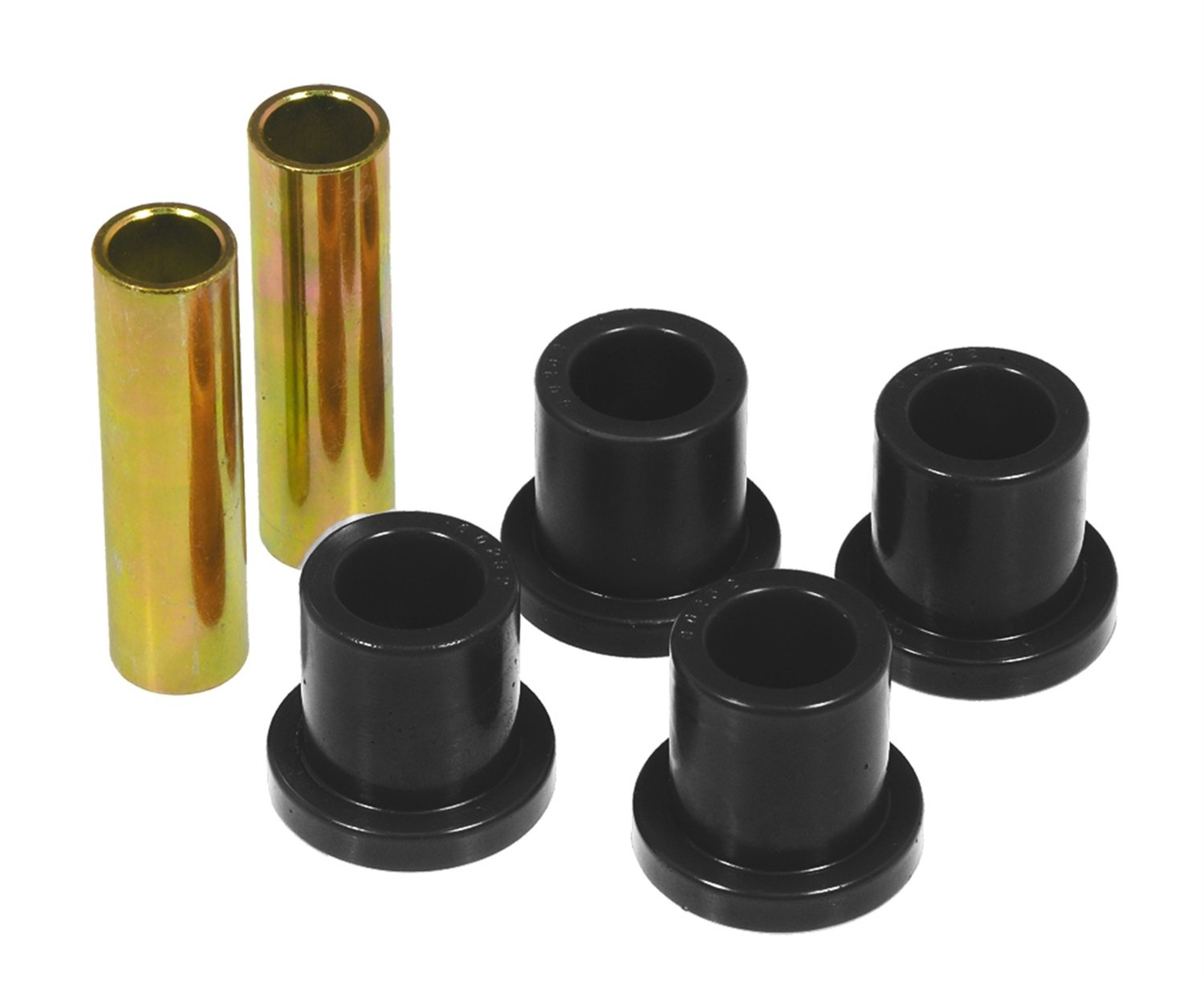 Prothane 6-803-BL Black Rear Frame Shackle Bushing Kit