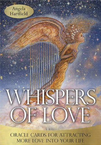 Whispers of Love Oracle: Oracle Cards for Attracting More Love into your Life (Best Tarot Spread For Love)
