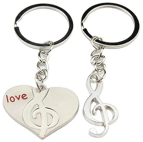 Beauty * Top * Picks Sweet Love corazón música clave Anillo ...