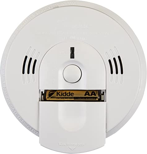 Kidde KN-COSM-XTR-B Nighthawk Combination Carbon Monoxide, Fire, and Smoke Intelligent Alarm 2 Pack by Kidde