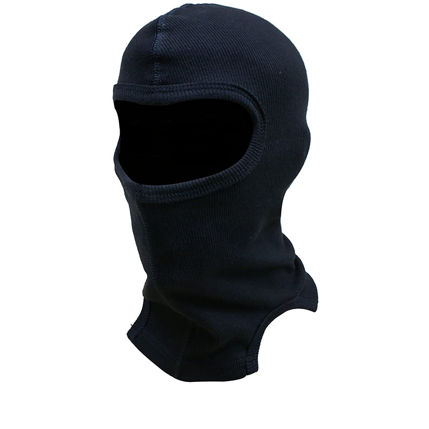 5004 - Black Thermal Motorcycle Balaclava Black Brand Motorcycle Clothing