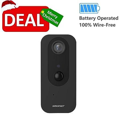 Amazon.com : 【Sale】 Security Camera Wireless, SMONET ...