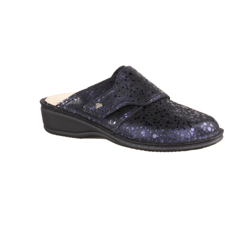 Finn Comfort - Zuecos de Piel para mujer azul azul 43 EU