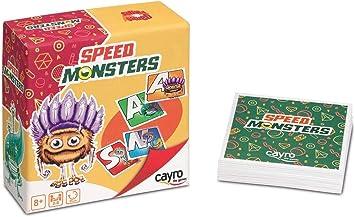 Cayro - Speed Monsters - Juego palabras y desarrollo lingüístico ...