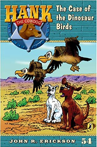 book cover of The Case of the Dinosaur Birds