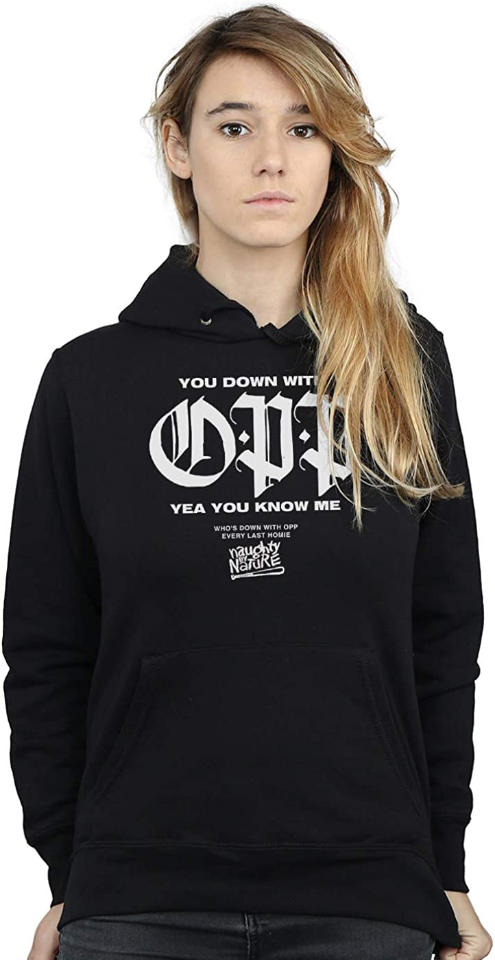 Naughty by Nature Women's You Down with Hoodie