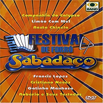 Festiva De Forro Ao Sabadaco [USA] [DVD]: Amazon.es: Various: Cine y Series TV