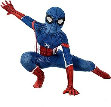 Cosplay Ropa Impresión Digital 3D Traje De Anime De Spider-Man ...