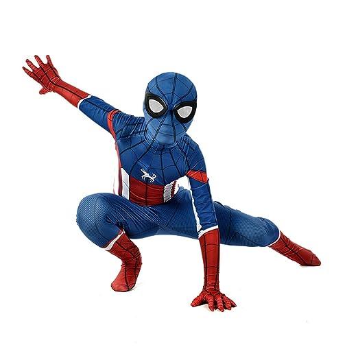Cosplay Ropa Impresión Digital 3D Traje De Anime De Spider ...