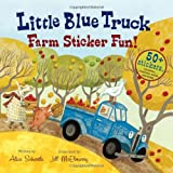 Little Blue Truck Farm Sticker Fun!, Alice Schertle, 0544066871