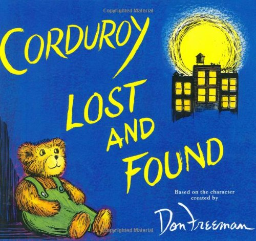 Books : Corduroy Lost and Found