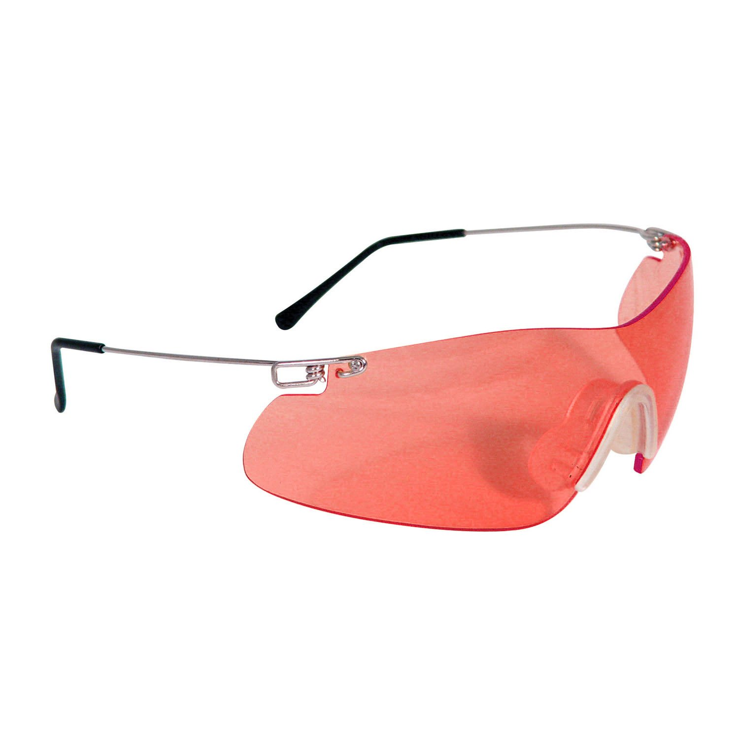 e91d3b4c20b Amazon.com   Radians Clay Pro Eye Protection Glasses (Amber)   Hunting Safety  Glasses   Sports   Outdoors