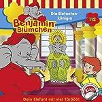 Die Elefantenkönigin (Benjamin Blümchen 112)   Vincent Andreas