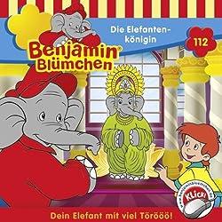 Die Elefantenkönigin (Benjamin Blümchen 112)