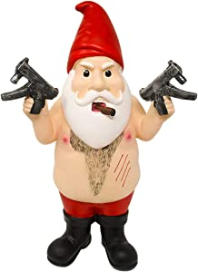 Hilarious Home Funny Garden Lawn Gnome Statue Gift