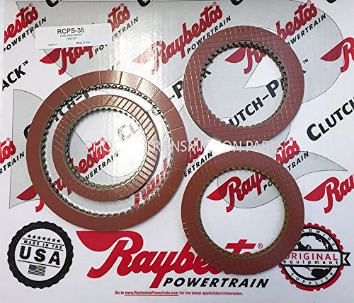 AOD AODE 4R70W Transmission High Performance Clutch Pack