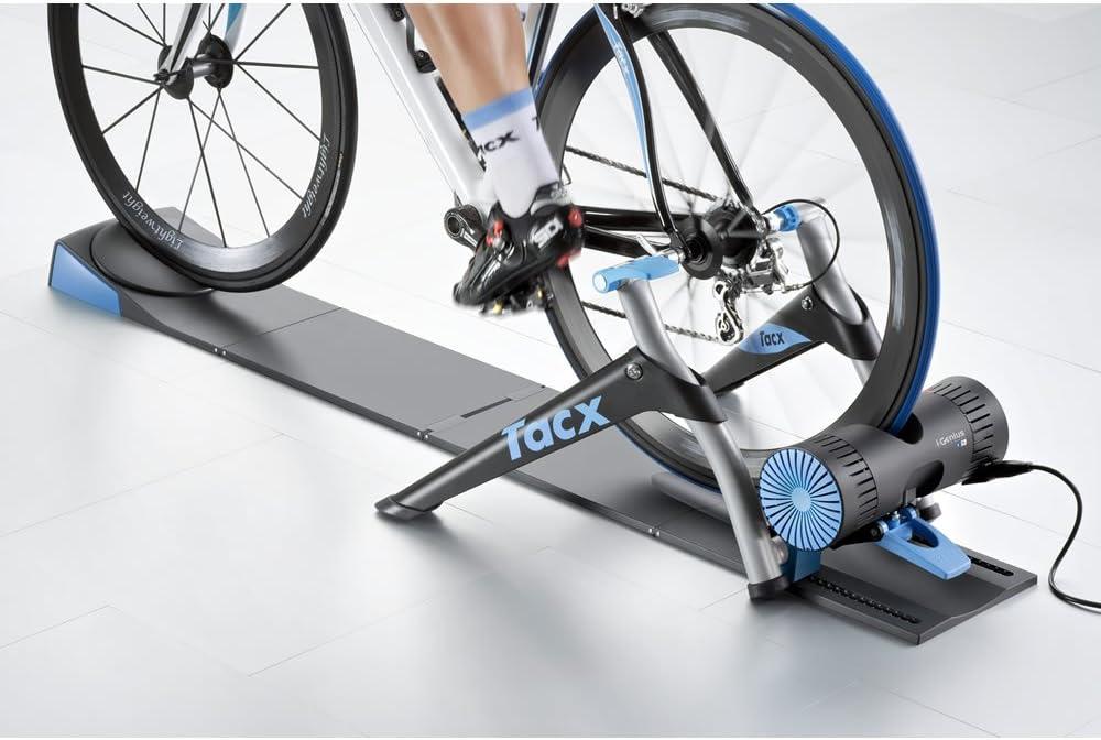 Tacx I-Genius Multi-Player Smart - Rodillo para Bicicletas, Color Gris: Amazon.es: Deportes y aire libre
