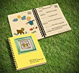 Kid Stuff, My First Journal - Color Hard Cover