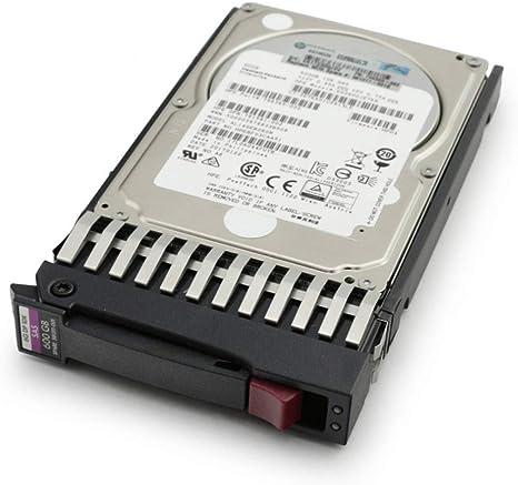 HP 876938-001 Disco Duro para Servidor SSD 600GB (2,5 Pulgadas / 6 ...