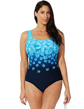 Swimsuits For All Womens Chlorine Resistant Kiran Sport Swimsuit At