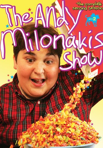 The Andy Milonakis Show - The Absolute Second Season