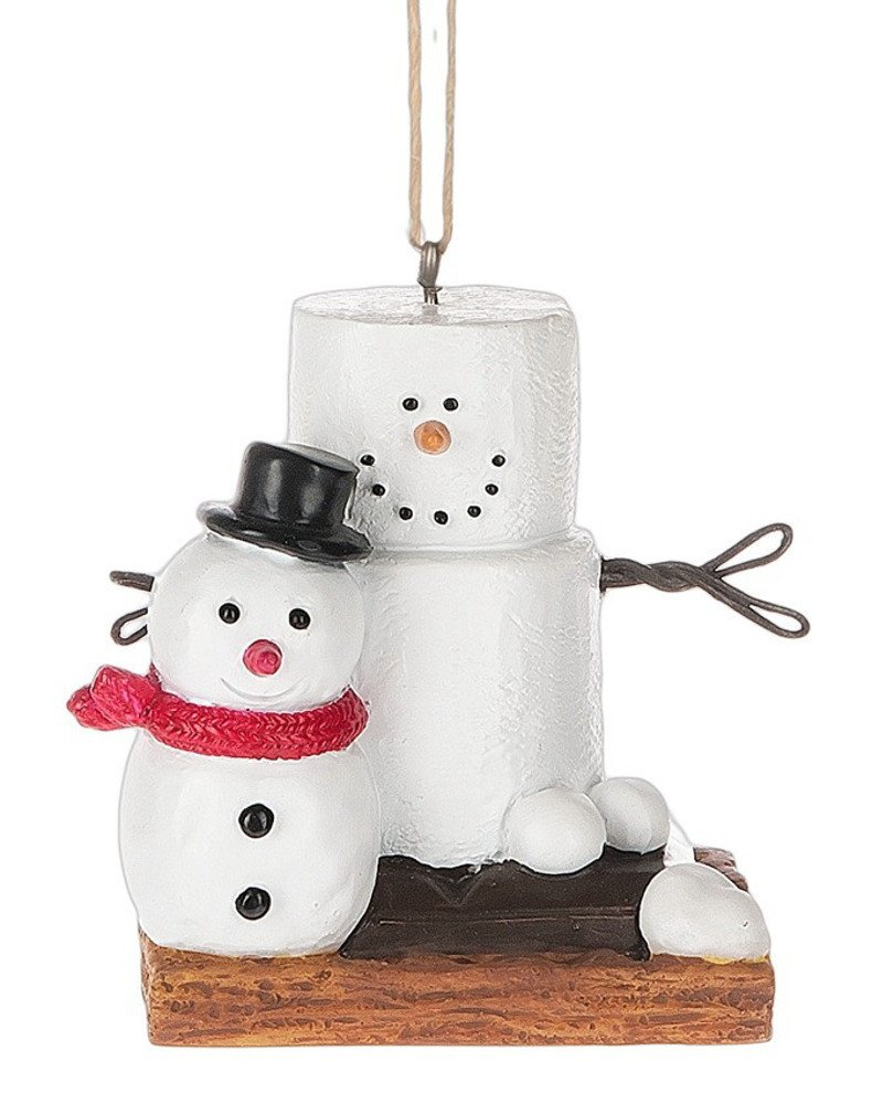 Glass Bell Christmas Ornaments