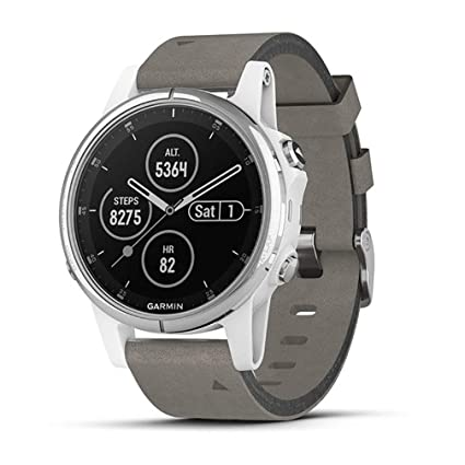 Amazon.com: Garmin fēnix 5S Plus - Reloj multideporte ...
