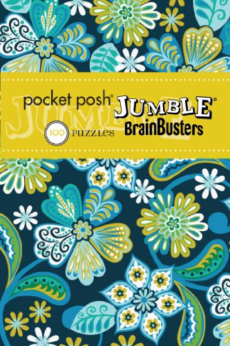 Jumble Crossword Puzzles (Pocket Posh Jumble BrainBusters 3: 100 Puzzles)