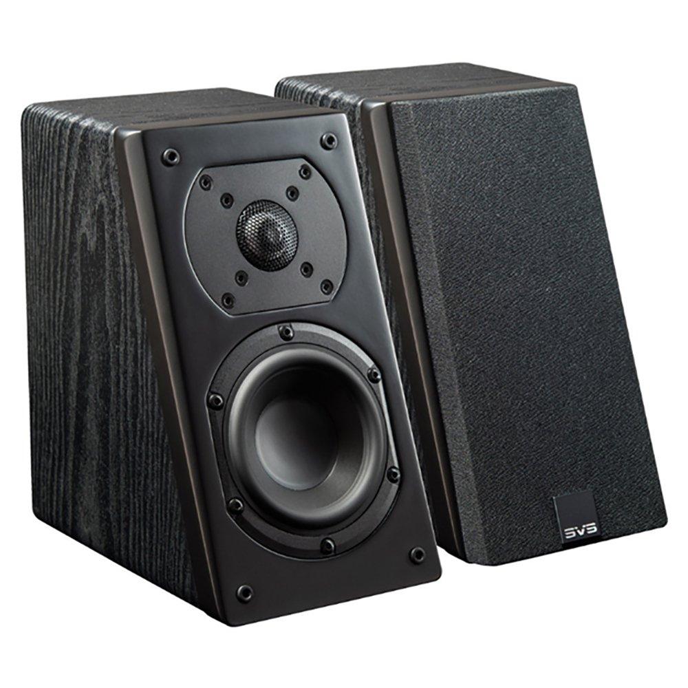 SVS Prime Elevation Speaker (Pair) - Premium Black Ash by SVS (Image #1)