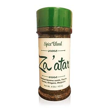 USimplySeason Zaatar Zatar Zahtar Seasoning Blend Salt Free
