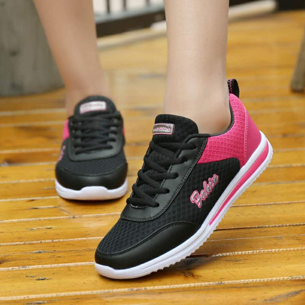 Moonker Womens Men Arch Support Sneakers Wide Width Walking Shoes Ladies Girls Fashion Flats Sports Shoes