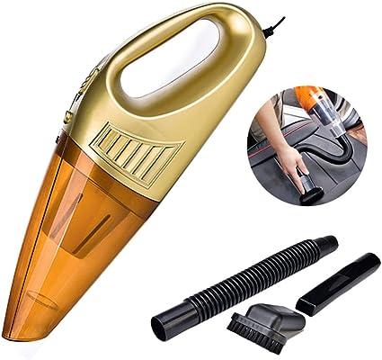 Teepao Kit de vacío para detalles de coche, 12 V, 100 W, aspiradora de coche con