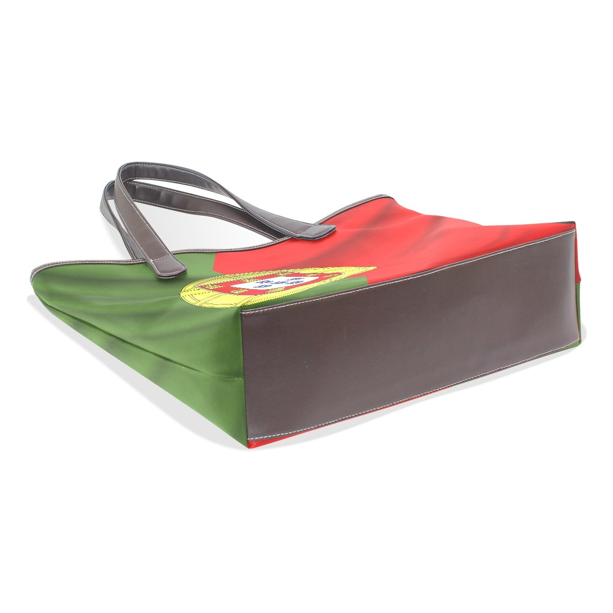 Portugal Flag Womens Fashion Large Shoulder Bag Handbag Tote Purse for Lady