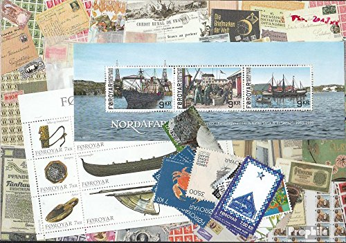 Denmark - Faroe Islands 2013 Complete Volume in Clean Conservation (Stamps for Collectors)