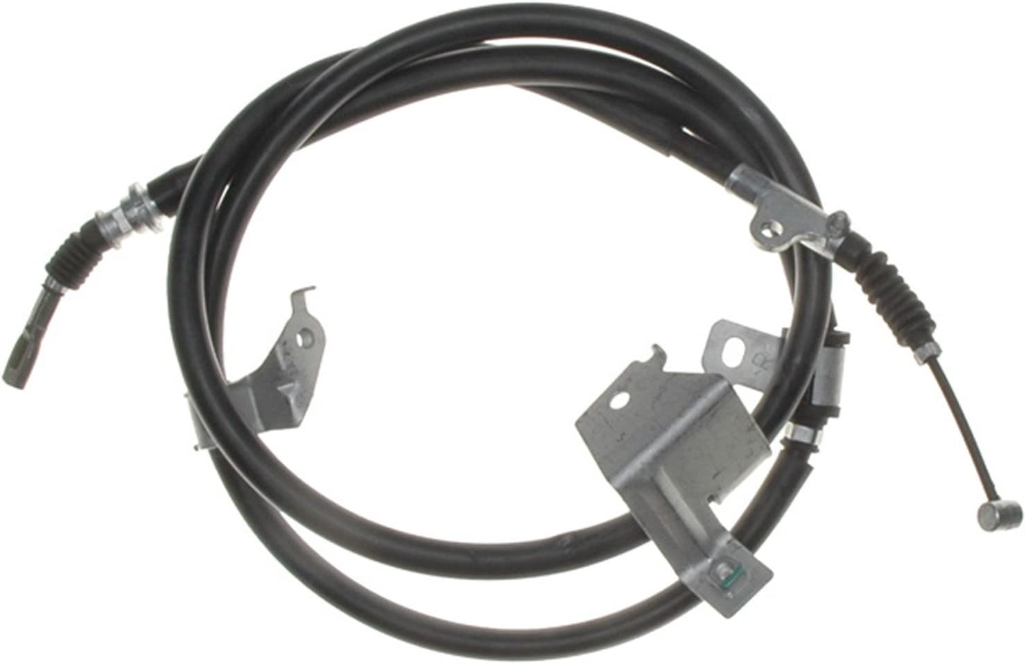 ACDelco 18P2462 Professional Rear Passenger Side Parking Brake Cable Assembly