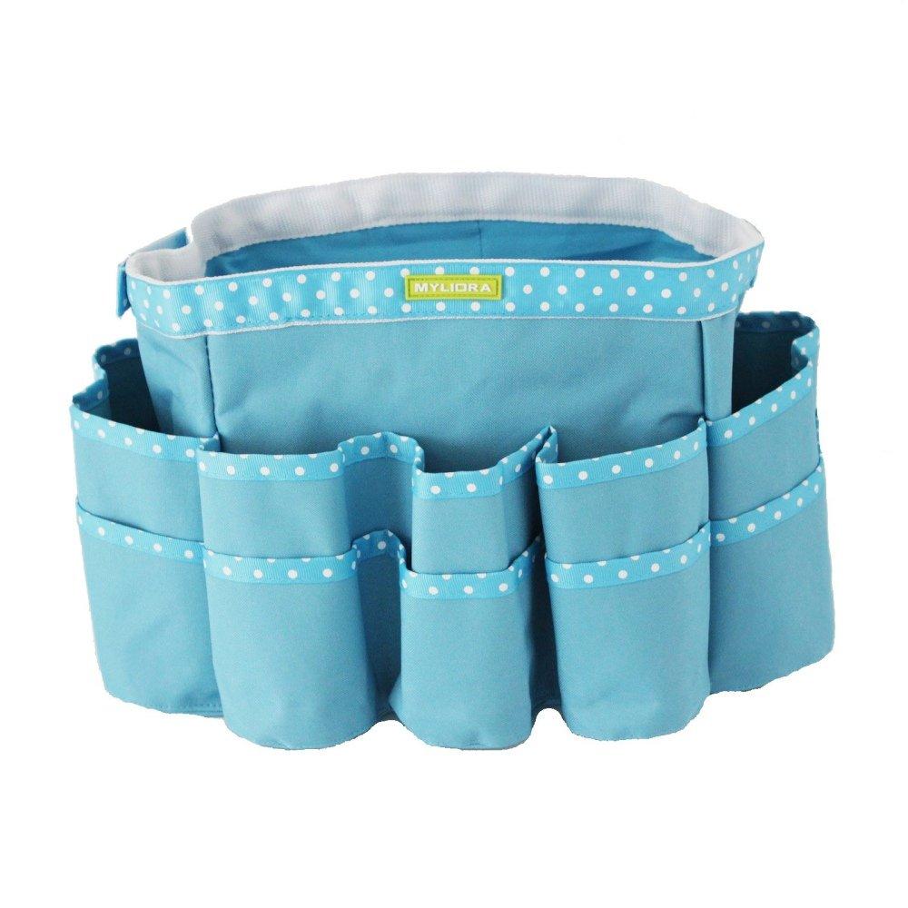 myliora Baby Windel Caddy Tasche Organizer Container Korb Lagerplatz Tasche, für große für große